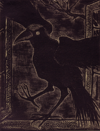 the bells and the raven In the late forties or early fifties my father thought of illustrating poe's the raven  and the bells the project never worked out and the book was never published.