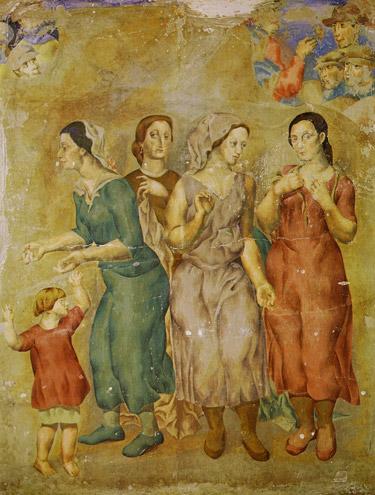 Luis quintanilla 39 s murals - Moderne fresco ...